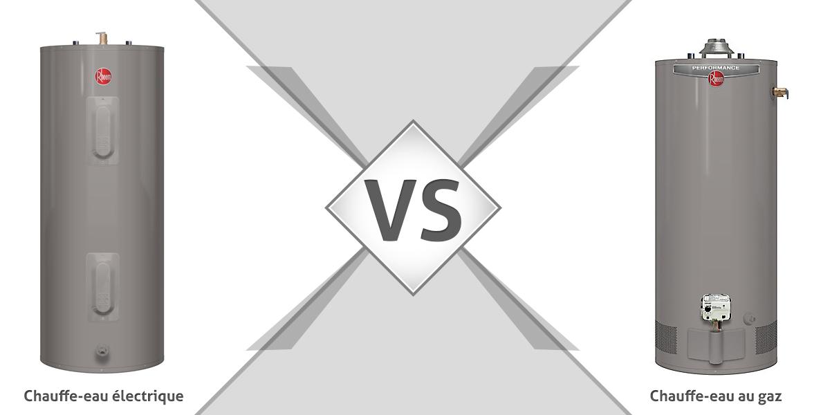 chauffe eau lectrique vs chauffe eau au gaz comment choisir 3 soumissions changement. Black Bedroom Furniture Sets. Home Design Ideas
