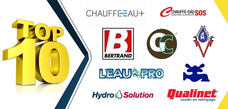 Meilleures compagnies chauffe eau a montreal 3 for Changement de chauffe eau