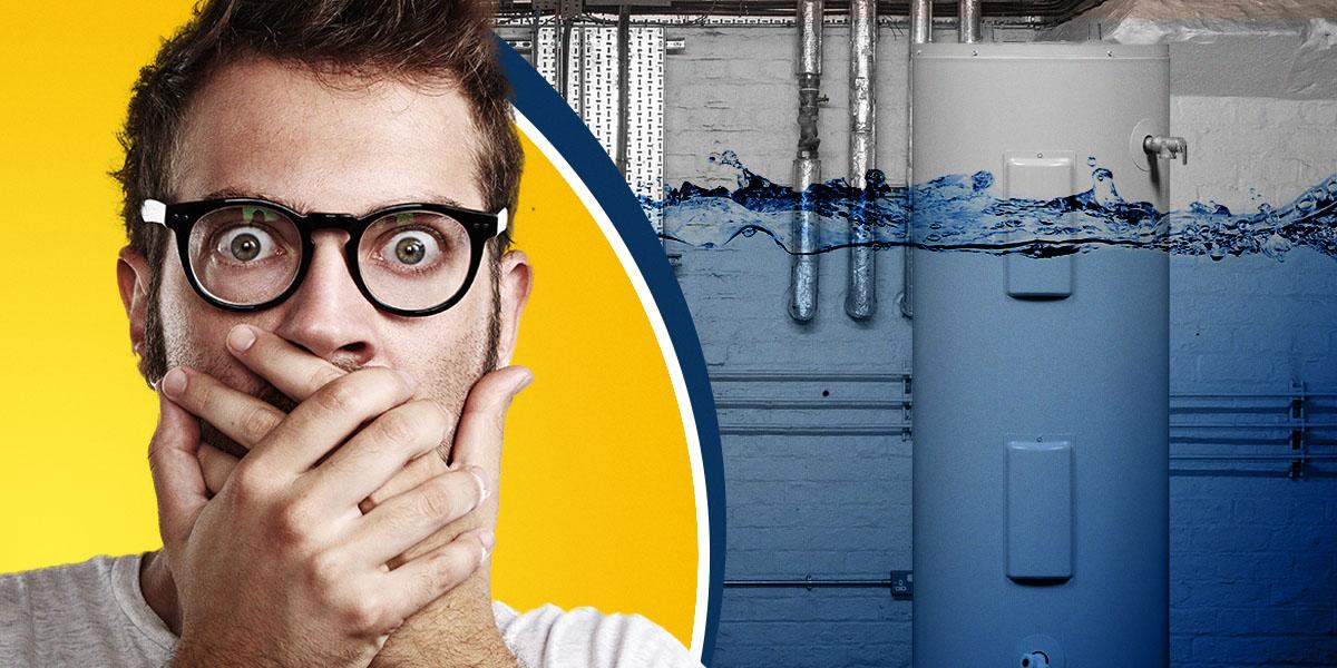 Sachez reconnaitre les signes qui indiquent qu'il est grandement temps de changer votre chauffe-eau, avant d'être dans l'eau chaude