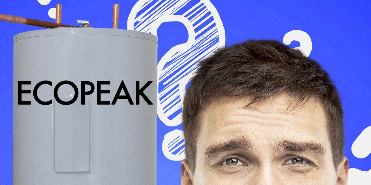 Voyez pourquoi la technologie des chauffe-eau ECOPEAK® du géant québécois Giant est qualifiée de novatrice et d'écoresponsable