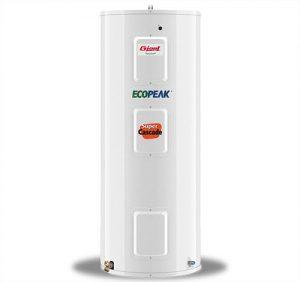 Mordu d'économie d'énergie collective? Optez pour le chauffe-eau à technologie ECOPEAK® à 3 éléments